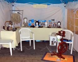 Exposition Canine de Châteauroux 2011 mon stand