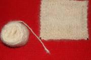 Le Chien de Montagne des Pyrénées tricoté