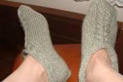 Les chaussons de MarieJo