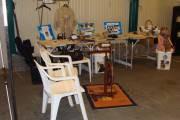 Mon stand à l'exposition Canine de Châteauroux 2010